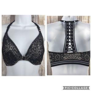 2/$25! Victoria's Secret Unlined Lace Bralette